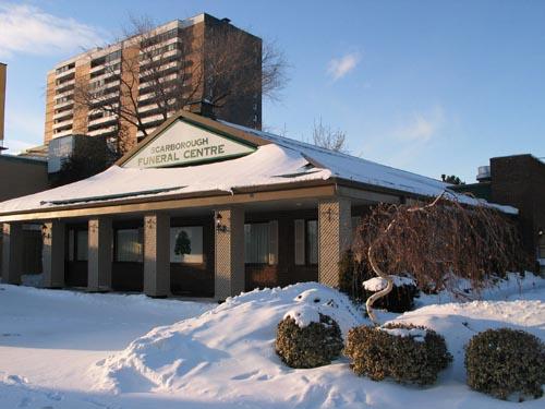 Scarborough Funeral Centre