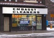 Embassy Cleaners